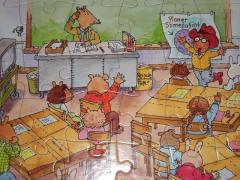 Arthur's Show and Tell Puzzle
